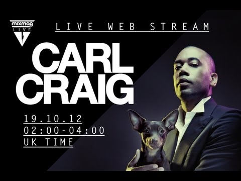 Carl Craig Detroit Classics set at Mixmag Live