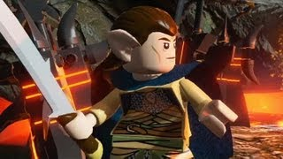 LEGO The Lord of the Rings : The Fellowship Rises