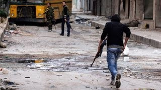 Mosaic News: 11/26/12: Russia Slams Support for Syrian Opposition As Power of Jihadist Groups Grows