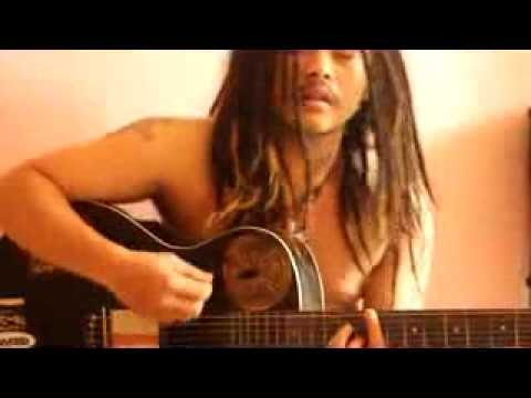 CRAZYRASTA -  DI DEKATMU  ( Odenk accoustic solo version )