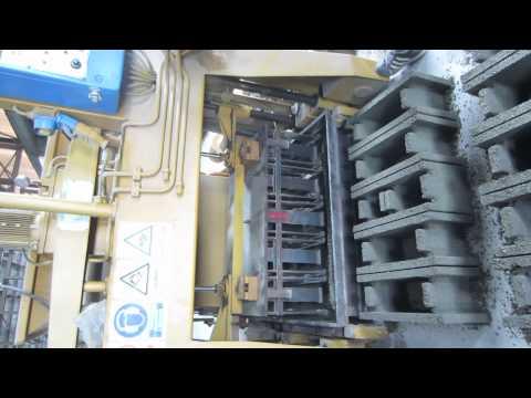 Proces de Productie BOLTARI Cu Vibropresa SemiAutomata