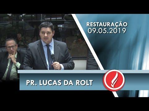 Pr. Lucas da Rolt | A revolta do barro | Nm 14.1 | 09 05 2019