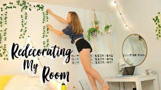 Redecorating My Room | 2018