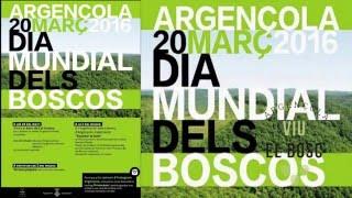 Dia Mundial dels Boscos a Argençola