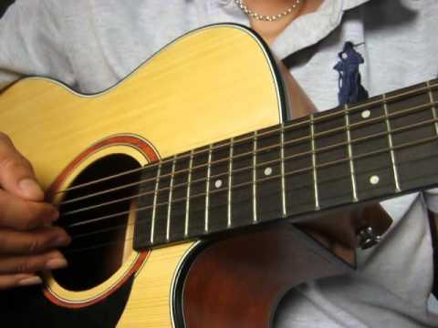 (MTP)Anh Sai Rồi guitar solo
