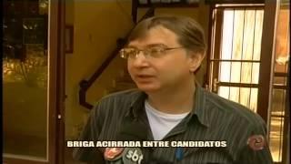 Briga acirrada entre candidatos - Alterosa em Alerta 17/10