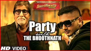 Party With The Bhoothnath Song (Official) Bhoothnath