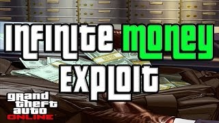 "GTA 5 Online Infinite Money Car Exploit! ""GTA Online Money"