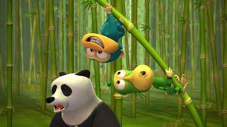 Vesmírne Opice 47 - Bambus