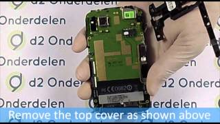 HTC Desire S G12 S501e Repair, Disassembly Manual