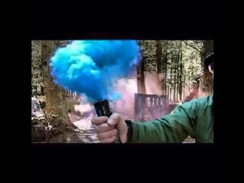 AIRSOFT GRENADES - Enola Gaye Pyrotechnics