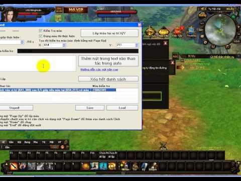 Phần mềm Auto cho tất cả game và công việc - hướng dẫn