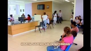 Hospital fecha maternidade mantida pelo SUS em Divin�polis