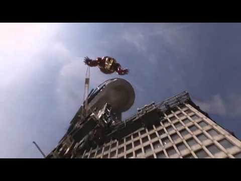 Khi người sắt thay trang phục- Ironman 3