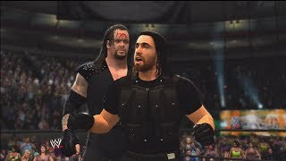 WWE 2K14: Seth Rollins Vs The Undertaker (Defeat The