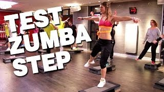 Test Zumba Step