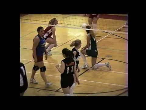 CVAC Senior Volleyball  3-4-04
