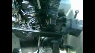 Previo al arranque del motor fuera de borda