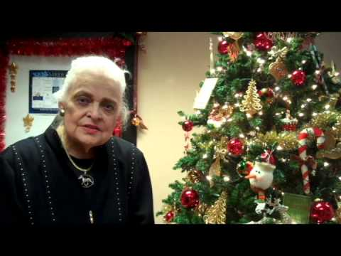 A Holiday Message from Mary Frances Burleson