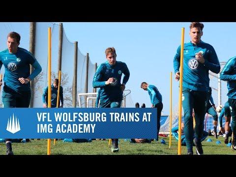 VFL Wolfsburg's Experience at IMG Academy
