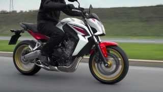 Honda CB 650 F 2014