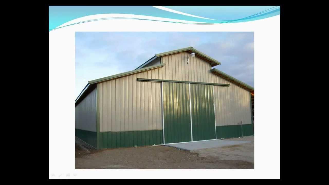 Steel Sliding Doors Barn Doors Agricultural Sliding