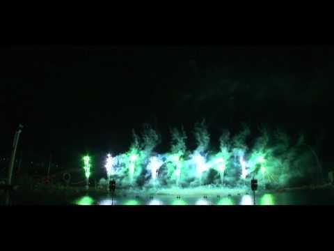 Melrose Pyrotechnics Montreal
