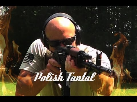 Polish Tantal (AK 74 Variant)  HD Review