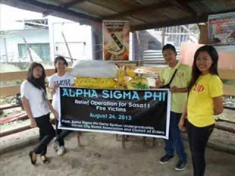 Sigma Alpha Epsilon Philippines Alpha Sigma Phi Delta Epsilon