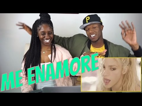 youtube video Shakira - Me Enamore (Official Video) - REACTION to 3GP conversion
