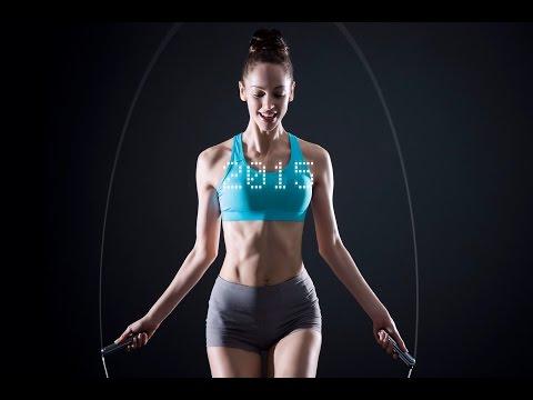 La Corda per saltare a LED Smart Rope di Tangram Factory su iPhone [