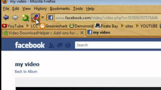 How To Download Videos From Facebook (Firefox And Chrome