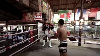 Hao123-Saenchai POWER TRAINING for Yokkao Extreme 2013 - @yokkaoboxing
