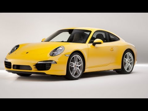 First Look: 2012 Porsche 911 Carrera S