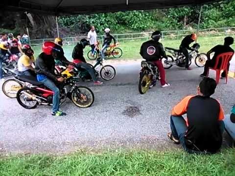 Sprint Test Sri Iskandar 2014
