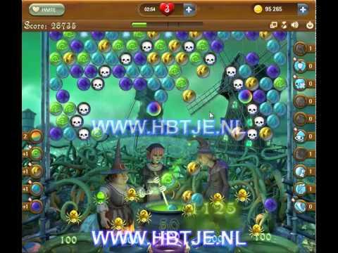 Bubble Witch Saga level 109