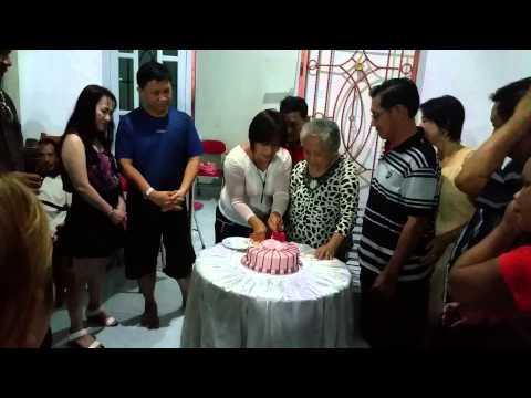 Birthday Bun Djat Ngo 80th.