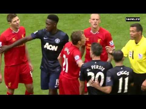 Những trận chiến kinh hoàng giữa MU và Liverpool