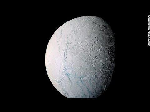 Science Minute 6 Possible Lake Found Beneath Saturn's Moon Enceladus