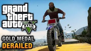 GTA 5 Mission #53 Derailed [100% Gold Medal