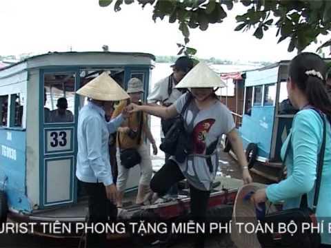 Du lịch miệt vườn sông nước miền tây cùng Saigontourist