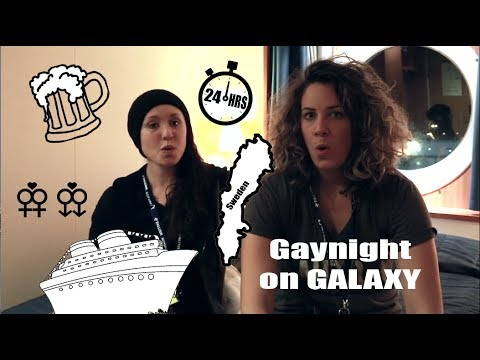 SWEDEN GAY CRUISE: Lesbian Travel Show