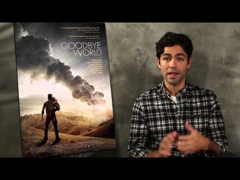 Adrian Grenier Talks GOODBYE WORLD