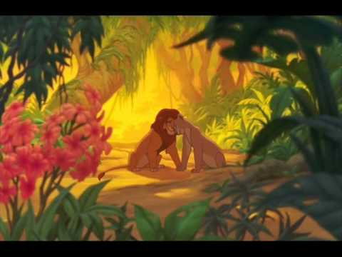 télécharger The lion king – Can you feel the love tonight