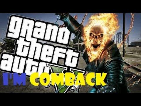 GTA5-GhostRider Mods: Ma tốc độ trở lại