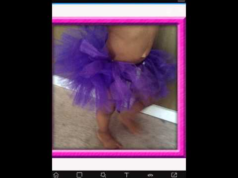 Custom tutus for infants, toddlers, preteens & teens