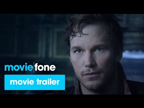 'Guardians of the Galaxy' Trailer #2 (2014): Chris Pratt, Zoe Saldana
