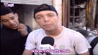 فيديو : حريق مهول بالدار البيضاء ورجال المطافئ أوت | روبورتاج