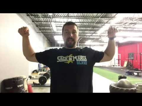 Day 2 Rehab Workout For Throwers | USATF Masters Track Senior Olympics | EliteThrowsCoaching.com