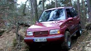 Suzuki Sidekick Long off-road